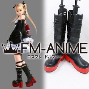 Dead or Alive 5 Ultimate Marie Rose Cosplay Shoes Boots