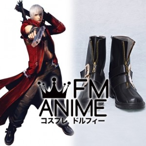 Devil May Cry 3: Dante's Awakening Dante Cosplay Shoes Boots