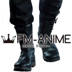 Devil May Cry 5 Nero Cosplay Shoes Boots
