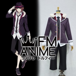 Diabolik Lovers Laito Sakamaki Cosplay Costume