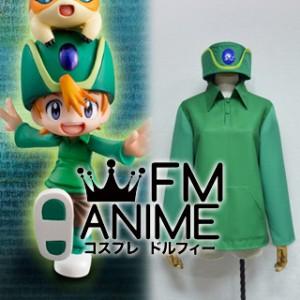 Digimon Adventure Takeru Takaishi Cosplay Costume