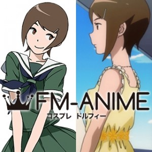 Digimon Adventure Tri Hikari Yagami Cosplay Wig