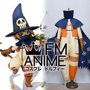 Digimon Wizardmon Cosplay Costume