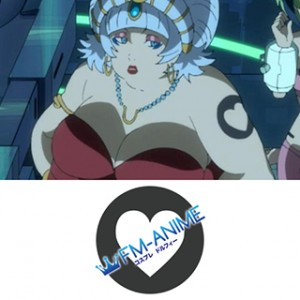 Dimension W Mary Cosplay Tattoo Stickers