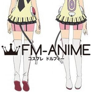 Dimension W Mira Yurizaki Cosplay Shoes Boots