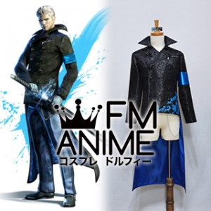 DmC: Devil May Cry Vergil Cosplay Costume
