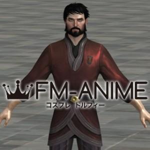 Dragon Age Male Hawke Finery Cosplay Costume