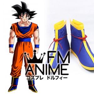 Dragon Ball Z Goku Cosplay Shoes Boots