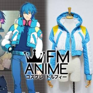 DRAMAtical Murder Aoba Seragaki Cosplay Costume (Down Coat)