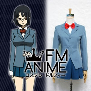 Durarara!! Anri Sonohara School Uniform Cosplay Costume