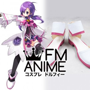 Elsword Aisha Elemental Master Cosplay Shoes