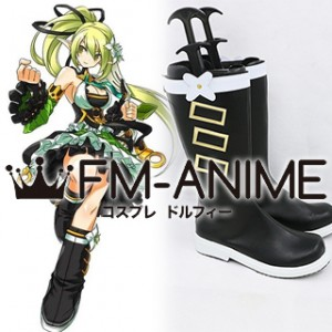 Elsword Rena Wind Sneaker Cosplay Shoes Boots