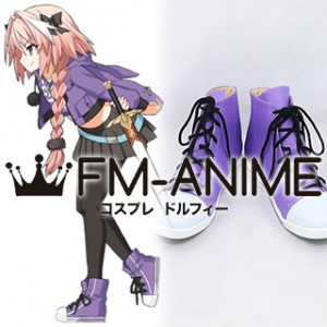 Fate/Grand Order Astolfo Trifas Sprite Cosplay Shoes Boots