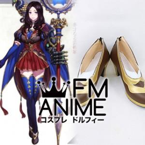 Fate/Grand Order Leonardo Da Vinci Cosplay Shoes Boots