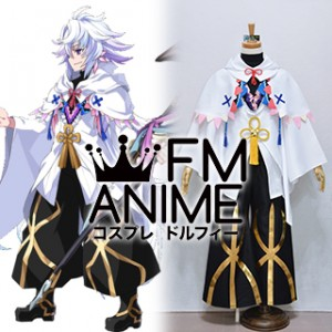 Fate/Grand Order Merlin Caster Stage 2 Cosplay Costume