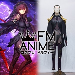 Fate/Grand Order Scathach Lancer Stage 3 Cosplay Costume
