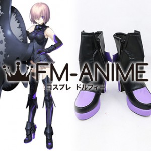 Fate/Grand Order Shielder Mashu / Matthew Kyrielite Cosplay Shoes Boots