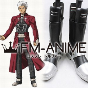Fate/stay night Archer Cosplay Shoes Boots