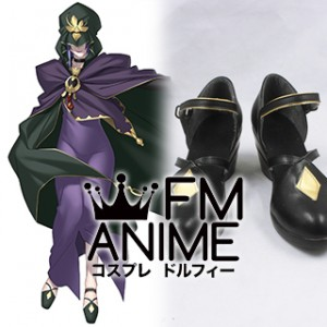 Fate/stay night Caster Medea Cosplay Shoes Boots