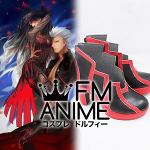 Fate/stay night Dark Rin Tohsaka Cosplay Shoes
