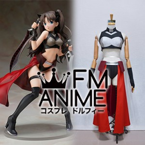 Fate/stay night: Unlimited Blade Works Rin Tohsaka Archer Version Cosplay Costume