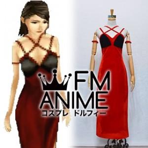 Final Fantasy VIII Julia Heartilly Dress Cosplay Costume