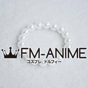 Final Fantasy X Yuna White Bracelet Cosplay Accessories