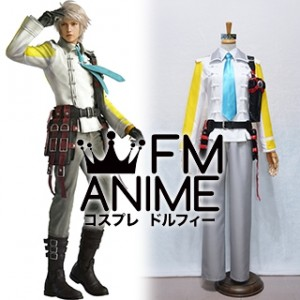 Final Fantasy XIII-2 Hope Estheim Cosplay Costume