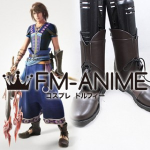 Final Fantasy XIII-2 Noel Kreiss Cosplay Shoes Boots