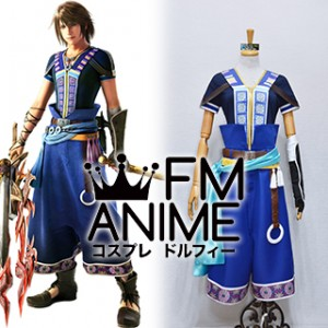 Final Fantasy XIII-2 Noel Kreiss Cosplay Costume