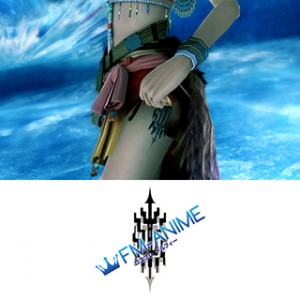 Final Fantasy XIII Oerba Dia Vanille L'Cie Brand Cosplay Tattoo Stickers