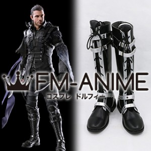 Kingsglaive: Final Fantasy XV Nyx Ulric Cosplay Shoes Boots
