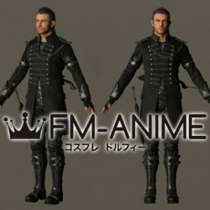 Final Fantasy XV Nyx Ulric Standard Uniform Cosplay Costume