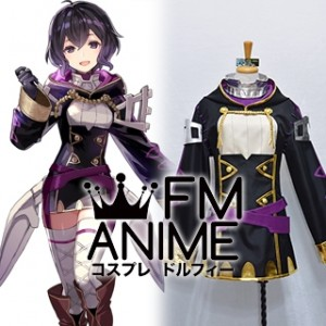 Fire Emblem Awakening Heroes Female Morgan: Lass from Afar Cosplay Costume