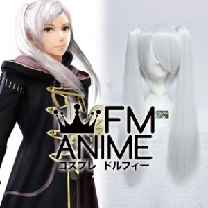 Fire Emblem Awakening / Super Smash Bros. Robin (Female Avatar) Cosplay Wig