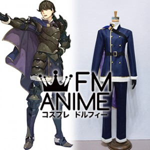 Fire Emblem Echoes: Shadows of Valentia Berkut Cosplay Costume