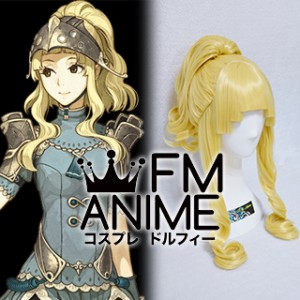 Fire Emblem Echoes: Shadows of Valentia Clair Cosplay Wig