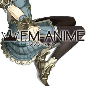 Fire Emblem Echoes: Shadows of Valentia Clair Cosplay Shoes