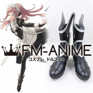 Fire Emblem Fates Felicia Cosplay Shoes Boots