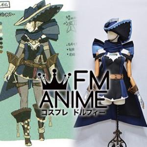 Fire Emblem Fates Female Adventurer Class Silver Version Cosplay Costume