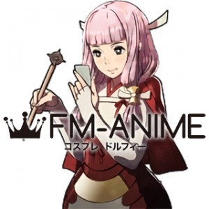 Fire Emblem Fates Mitama Cosplay Wig