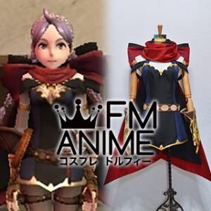 Fire Emblem Fates Nina Female Adventurer Class Cosplay Costume (Female M)