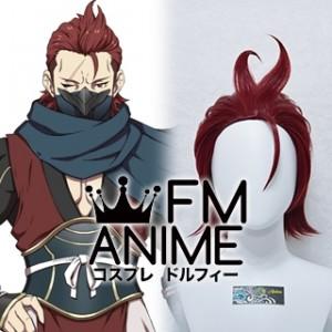 Fire Emblem Fates Saizo Cosplay Wig