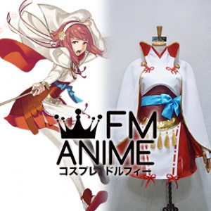 Fire Emblem Fates Sakura Cosplay Costume
