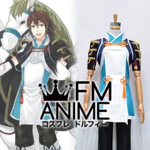 Fire Emblem Fates Subaki Tsubaki Cosplay Costume