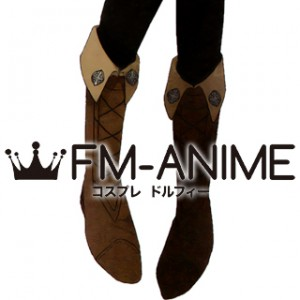 Fire Emblem Fates Velouria Cosplay Shoes Boots