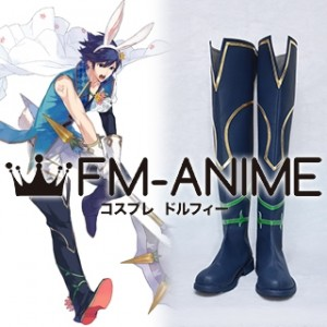 Fire Emblem Heroes Chrom Spring Festival Version Cosplay Shoes Boots