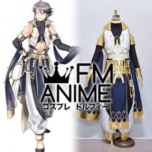 Fire Emblem Heroes Indigo Dancer Cosplay Costume