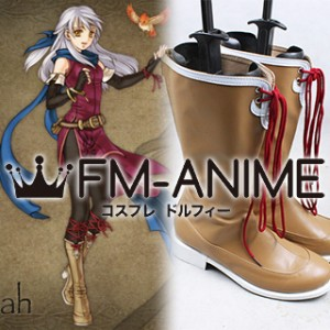 Fire Emblem: Radiant Dawn Micaiah Cosplay Shoes Boots