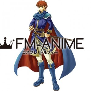Fire Emblem: The Blazing Blade Eliwood Cosplay Costume